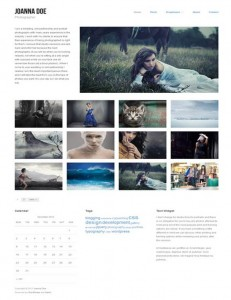 Photo Gallery Template 3