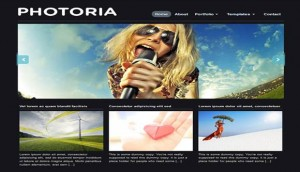 Photo Gallery Template 7