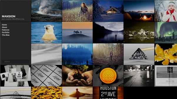 photo gallery template 15
