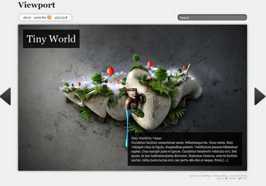 photo gallery template 18