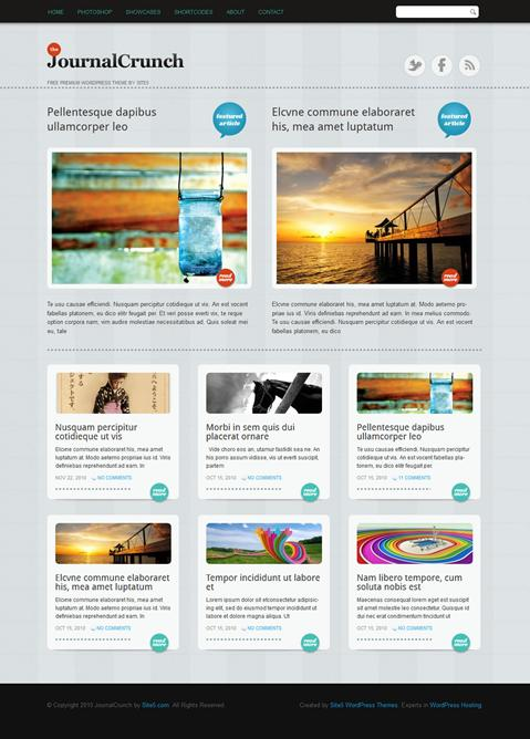 photo gallery template 24