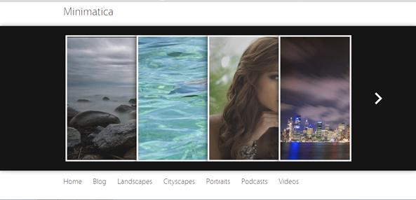 photo gallery template 28