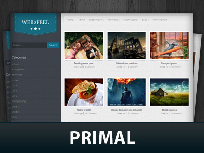 photo gallery template 35