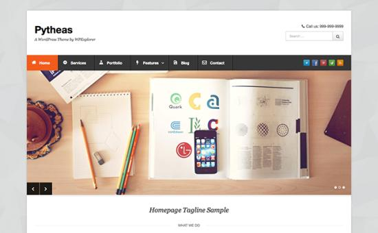 photo gallery template 49