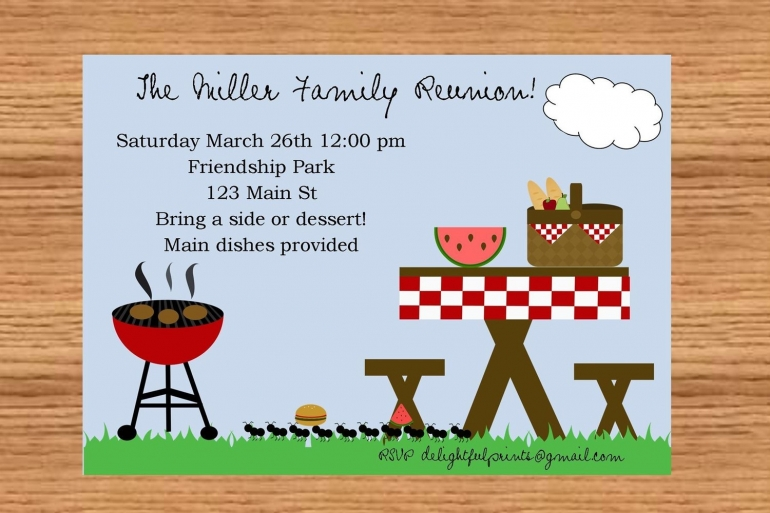 Picnic Flyer Template-8
