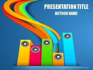 Music In Media PowerPoint Template1