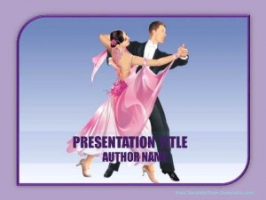 Ballet Powerpoint Templates