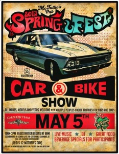 free car show flyer15