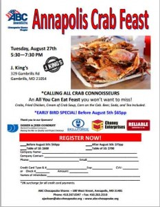 free crab feast flyer1