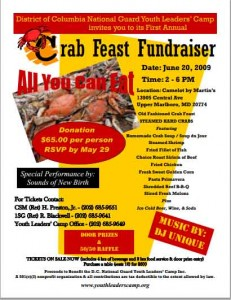 free crab feast flyer2