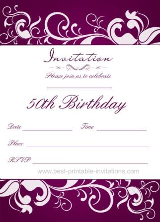 50th-birthday-invitation-template-free