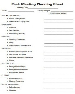 cub pack meeting agenda template-1