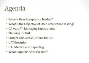 meeting and agenda template for uat testing-1