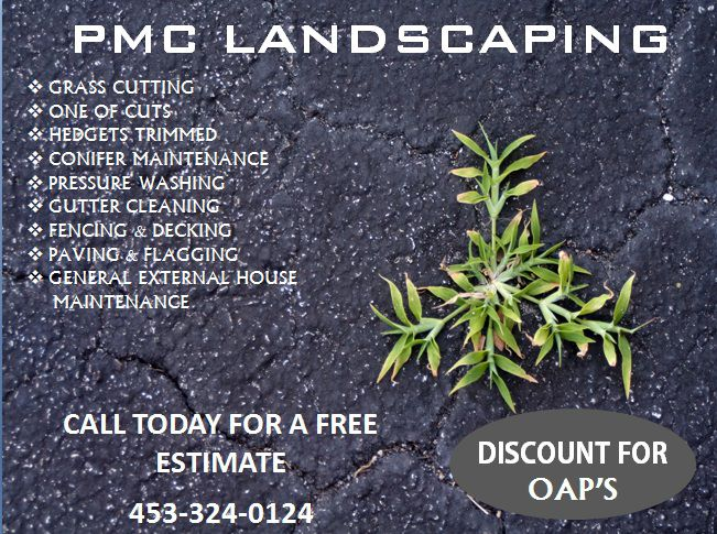 Landscaping Flyer Template 7