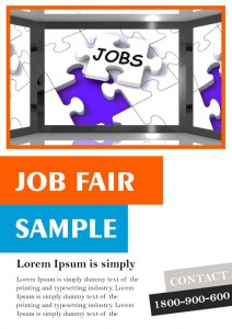 Job Fair Flyer Examples