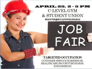 Job Fair Flyer Design