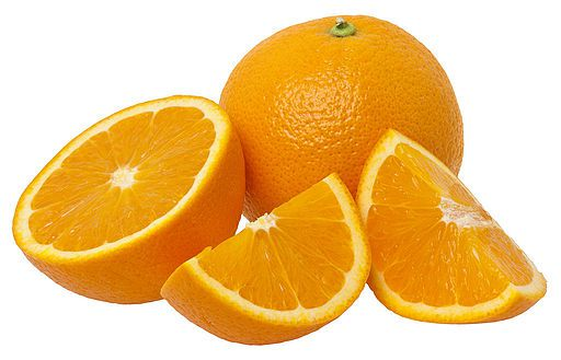 Orange - things that are orange