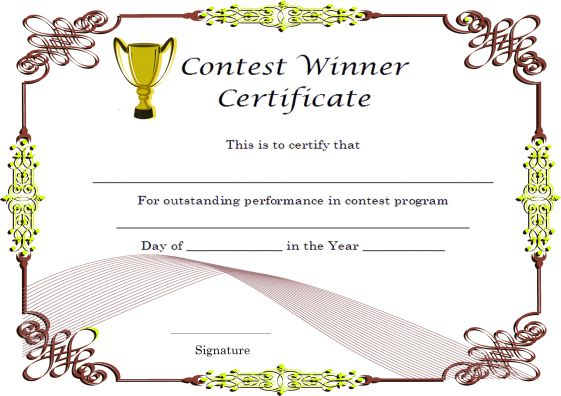 contest_winner_certificate_template