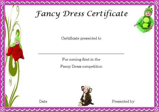 fancy_dress_winner_certificate_template