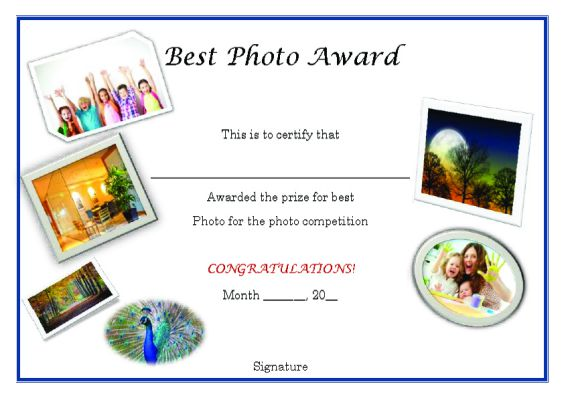 photo_contest_winner_certificate_template