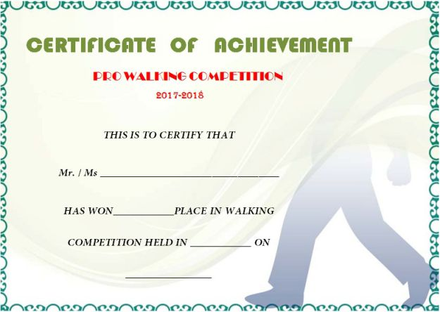 printable_walkinG_certificate