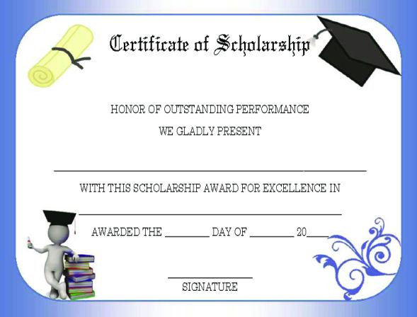 scholarship_winner_certificate_template