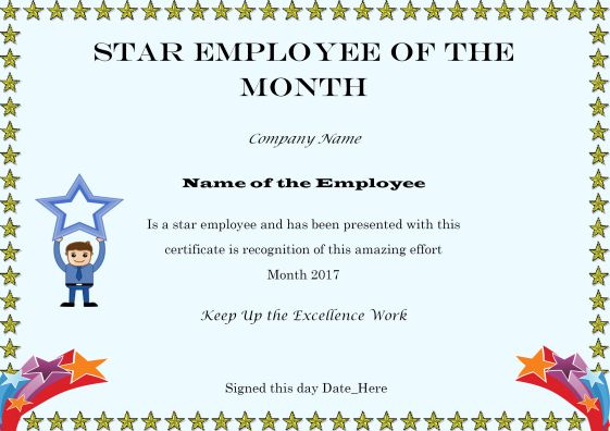 star_employee_of_the_month_certificate_template