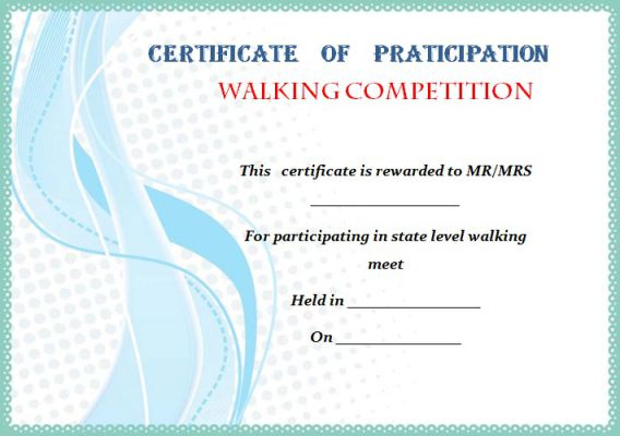 walking_certificate