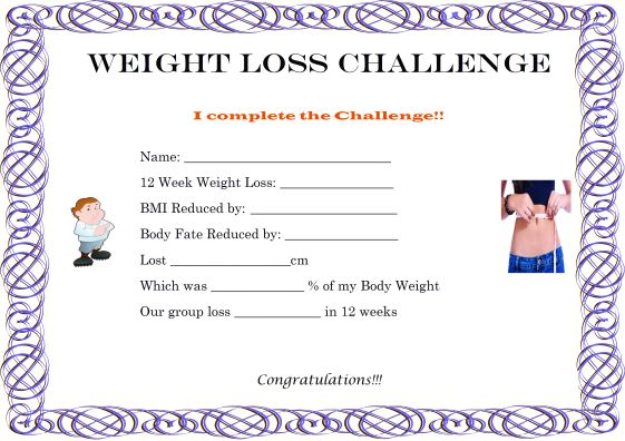 weight_loss_challenge_winner_certificate_template