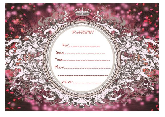 Princess_Birthday_invitation_certificate_18