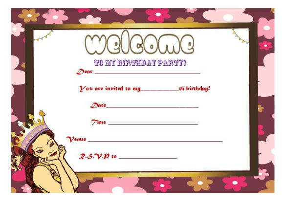 Princess_Birthday_invitation_certificate_19