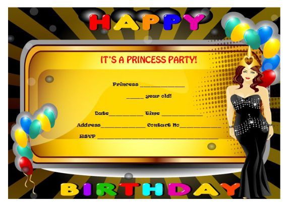 Princess_Birthday_invitation_certificate_4