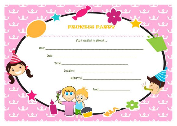 Princess_Birthday_invitation_certificate_6