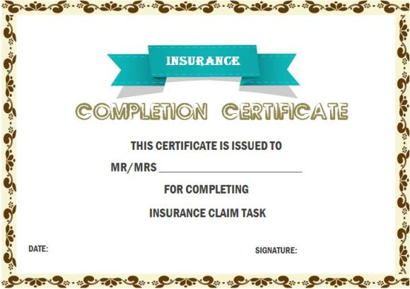 certificate_of_completion_for_insurance_claim