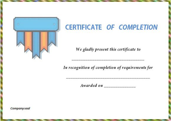 certificate_of_contract_completion_template