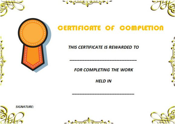 professional_development_certificate_of_completion_template