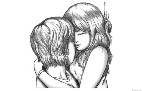 Love Art Drawing Images