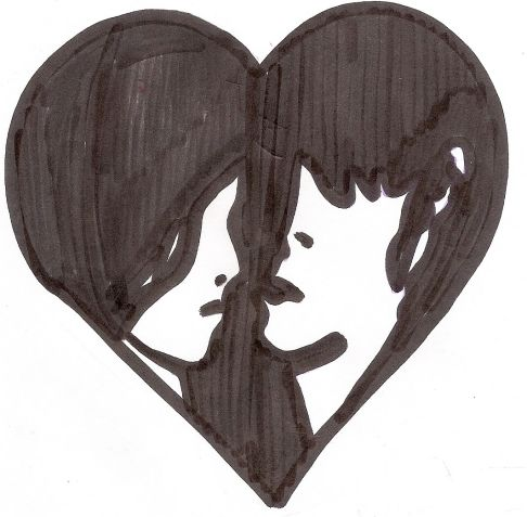Love Doodle Drawing