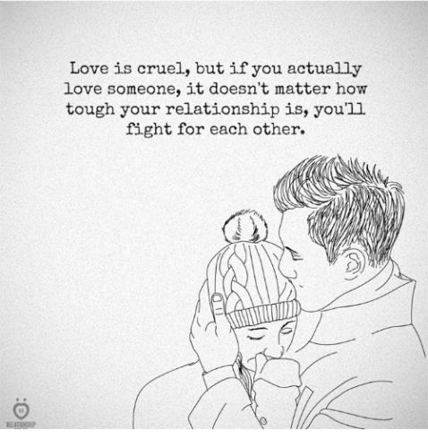 Love Relationship Drawing