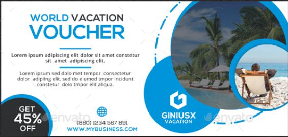 world vacation gift certificate