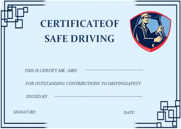 Driving Safety Courses