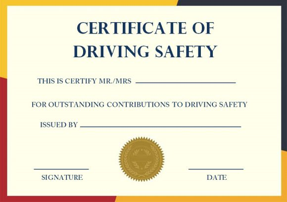 Driving Safety Coursess