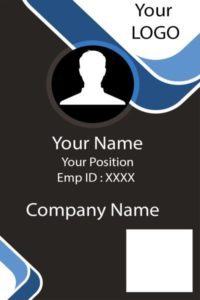 ID Card eleven Front