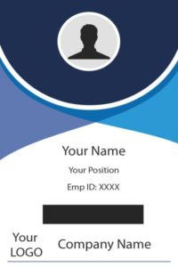 ID Card five Front