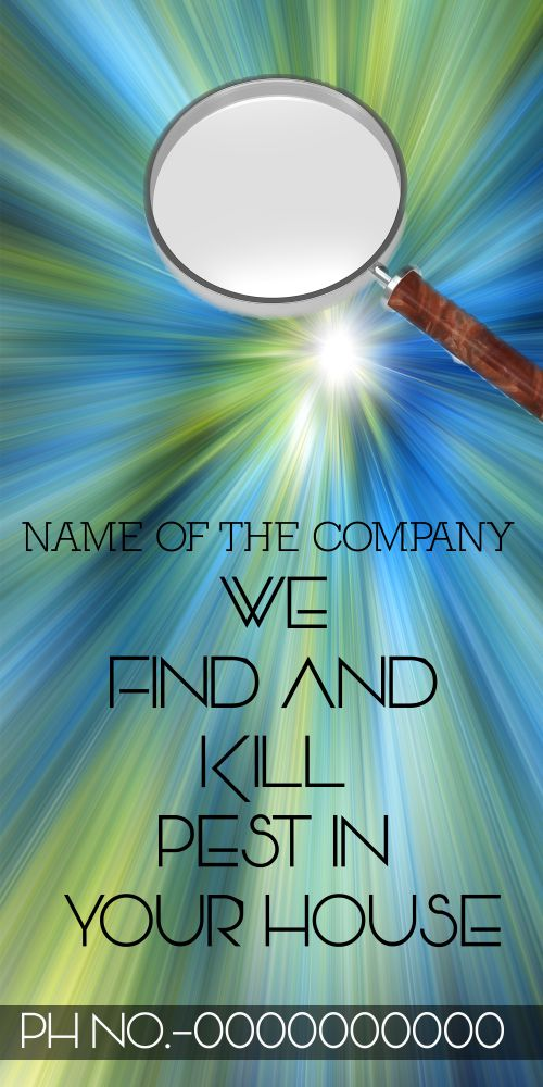 Find and Kill Pests