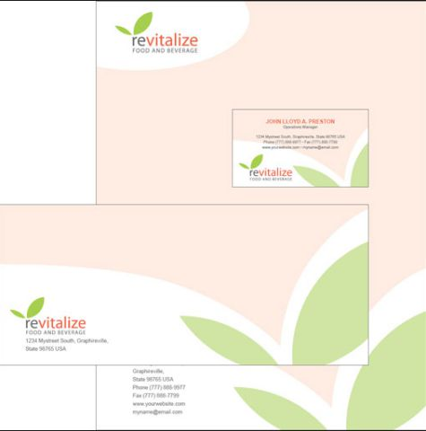 Free Indesign Business Card