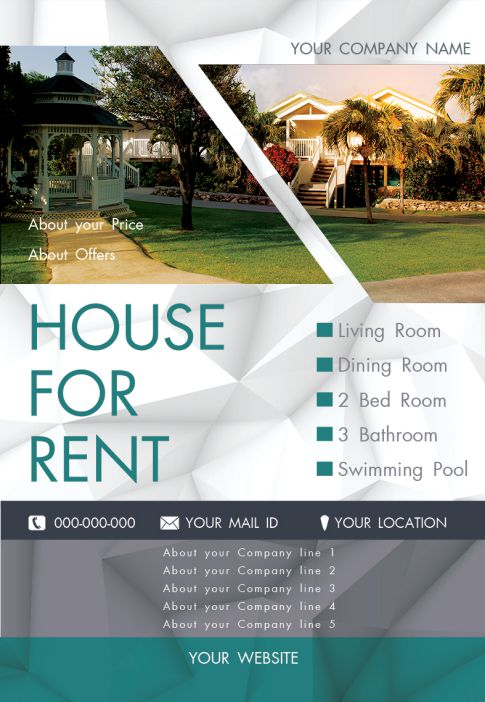 House For Rent Prices