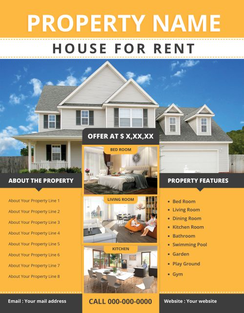 House For Rent Property