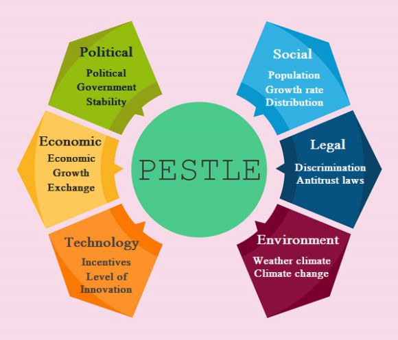 PESTLE Analysis Template 19