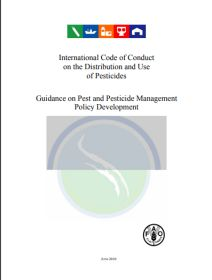 Pest Control Policy Development Guidance